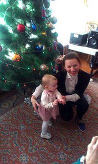 В гости к дедушке Морозу